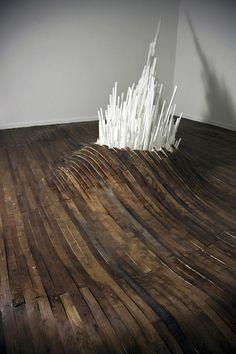 Massive Synthetic Burst Through Gallery Floors . Jonathan Latiano