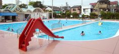 Cool and cheap municipal pools open to all comers