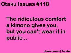 I WANT A KIMONO