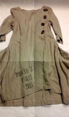 HF-R Linen Dress