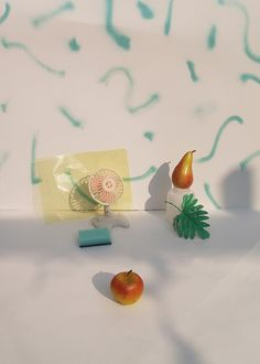 Still life by Naomi Kolsteren. Faded.