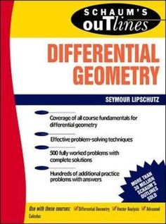 Schaum's Outline of Differential Geometry (Schaum's)