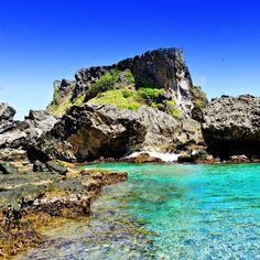 Forbidden island (Saipan)