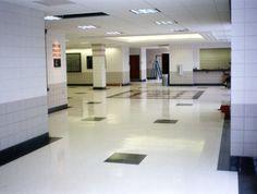Hallway Flooring  Fritztile Terrazzo Tile Flooring
