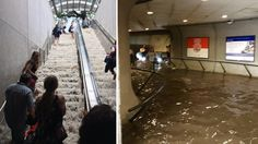 Mary Cheh, councilmember for Ward 3, said the District Department of Transportation plans to upgrade drainage systems and raise grates to reduce flooding in the Cleveland Park metro station.