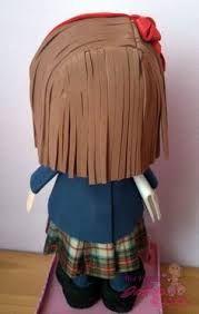 Resultado de imagen para fofuchas con uniforme de colegio