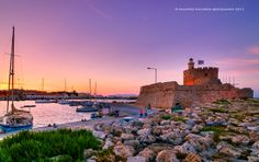 Rhodes Gr by Philippos Philippou, via 500px.