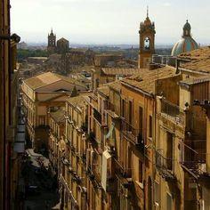 Calatagirone - Catania - Sicilia - Sicilië - Sicily