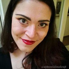 Oggi in perfetto stile Biancaneve pelle bianca e rossetto rosso se non fosse che per il vestiario sono un po' aggressiva: tailleur nero e scarponcini leopardati per fare subito capire tutto a chi mi vede si prospetta giornata lunga ma speriamo proficua... buongiorno!  #FOTD #faceoftheday #appuntidimakeup #igers #igersitalia #ibblogger #bblogger #igersroma #love #picoftheday #photooftheday #amazing #smile #instadaily #followme #instacool #instagood http://ift.tt/2qw6En7