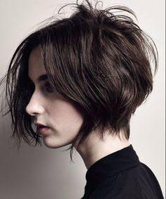 bob shag haircut