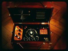 Tutti Box built for Cosey Fanni Tutti