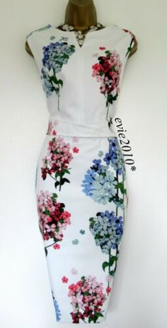 Immaculate Phase Eight Dress size UK 14 Hydrangea Pink Blue White Lined  #dresses (ebay link) Evening Maxi Dresses Uk, Silk Dresses Uk, Floral Lace Dress, Lace Dress Black, Boho Dress, Joules Dresses, Occasion Dresses Uk, Phase Eight Dresses, Fit Flare Dress
