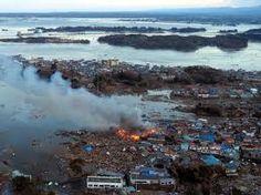 Tsunami, Japon