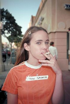 teenage smokers - Ed Templeton
