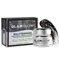Glam Glow, Parfum Victoria's Secret, Cosmetic Grade Glitter, Glitter Party, Facial Cleansers, Peel Off Mask, Too Faced, Beauty Skin, Face Masks