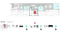 Gallery of ColiRoma OneHundredTwentyEight / Arqmov Workshop - 18