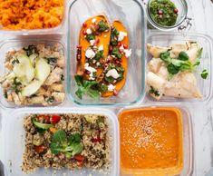 Planowanie posiłków na 5 dni +przepisy Bento, Ricotta, Food Photography, Tacos, Lunch Box, Healthy, Ethnic Recipes, Food Ideas, Diet