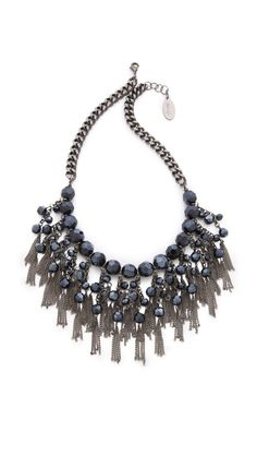 Adia Kibur ~ Layered Bib Necklace