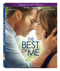 The Best of Me Based on the #1 New York Times Best Seller from celebrated author Nicholas Sparks comes this tender, romantic drama about the timeless power of love. When former high school sweethearts Dawson and Amanda (James Marsden and Michelle Monaghan) meet at a loved one's funeral 20 years after tragedy separated them, their …