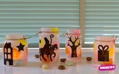 Arts And Crafts, Diy Crafts, Diy Tutorial, December, Diy Projects, Seasons, Pink, Christmas, Lantern
