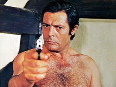 Marcello Mastroianni in 'The Voyeur', 1970.