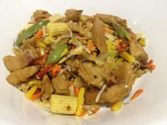 pofta buna Wok, Pulled Pork, Tacos, Beef, Ethnic Recipes, Pull Pork, Woks, Steak