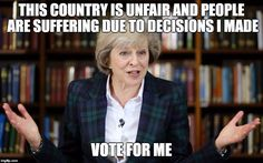 """RT_com: RT RTUKnews: 5-year-old DEMANDS #TheresaMay does something about the """"hundreds millions"""" of homeless people on the street & is"""