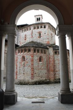 Baptistry of San Giovanni Battista, Biella by Marco Soggetto on 500px - Northern Piedmont - Italy