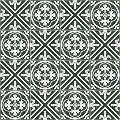Textures Texture seamless | Victorian cement floor tile texture seamless 13733 | Textures - ARCHITECTURE - TILES INTERIOR - Cement - Encaustic - Victorian | Sketchuptexture