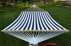 Two Person Quilted Blue and White Hammock *** Unbelievable product right here! : Hammock tent