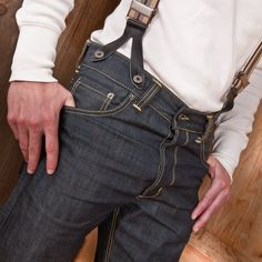 pike brothers 1937 roamer pants raw denim