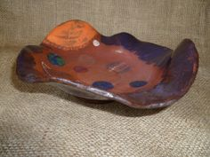 Planet plate #plate #ceramic #planets #cyclical legged #gifts #handmade Clay Creations, Planets, Pottery, Ceramics, Gifts, Handmade, Decor, Decorating, Pottery Pots
