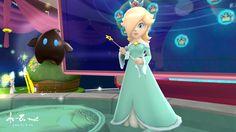 Super Mario Galaxy princess