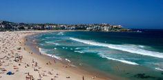 Australia tarjoaa monipuolista lomailua.