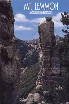 Mount Lemmon - Arizona :)