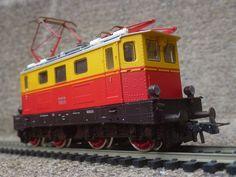 ROCO 1045 - 03 locomotive électrique MBS autrichienne via ANTIQUE MARCBEA. Click on the image to see more!