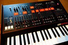 MATRIXSYNTH: Korg ARP Odyssey Synthesizer