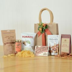Snack Gifts for Men | Unique Father's Day Food Gifts | The Savory Pantry