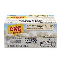 Single Serving SmartCups - 100% Egg Whites