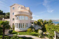 7 bedroom villa with pool on island Ciovo - villascroatia.net