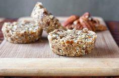 Muffin Tin Mania: Maple Pecan Energy Cups