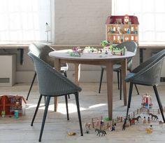 Vincent Sheppard   Life Stories of Lloyd Loom   Jack & Lille table. Købes hos Huset Holmriis