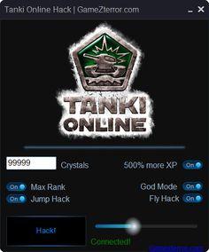 Tanki Online Hack Cheats http://gamezterror.com/tanki-online-hack-cheats/