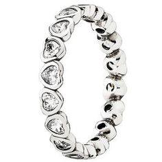Pandora 190994 Women's Infinity Ring SFQa8Y53OV