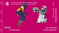 Drak se probouzí – současné inspirace východoasijským uměním / Otevřeno od 5.9.2014 / Palác Kinských