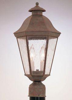 cape cod outdoor post lantern