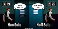 PopFig: Han Solo (Again) and ...