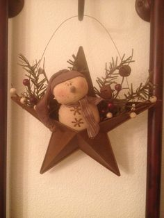 Hey, I found this really awesome Etsy listing at https://www.etsy.com/listing/209813120/primitive-christmas-honey-and-me-snowman
