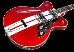 Fullerton Hollow Mike Campbell II: Duesenberg Guitars