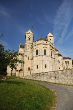 Eglise Notre-Dame de l'Assomption à Mont Devant Sassey. Lorraine